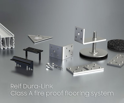 Outdoor Deck Company: First 'Class A' fire-rated pedestal flooring system