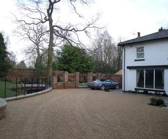 Garden renovation, BBC Homes Under The Hammer