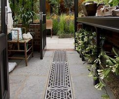 Henslate Flagstone flooring