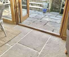 Hidcote Flagstone flooring and external paving