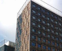 Cembonit cladding panels, Central School of Ballet