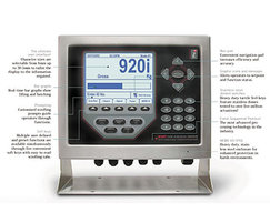 920i weight controller / indicator