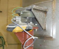 Cleanmount weighing assembly installation