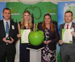 ARM Ltd: ARM strikes gold at Green Awards