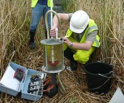 Reedbed sampling and monitoring optimises performance
