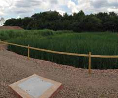 Kingstone and Madley Waste Water Treatment Works