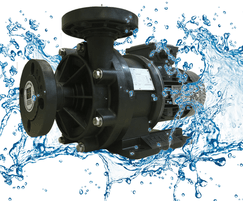 Crest Pumps Group: New and Improved Range of Mag Drive pumps
