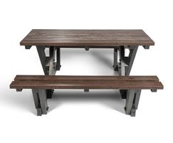 Hero Access - walk through picnic table