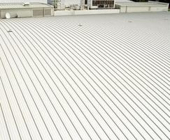 Euroclad Secret Fix roof system