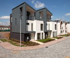 Vieo warm roof system - Eastern Gateway