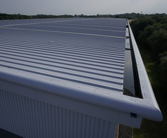Euroclad's Elite Secret Fix SF500 roofing system