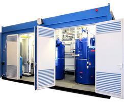 J Series Vertical Fuel Fired Steam Boiler Fulton Esi