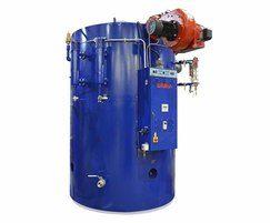 VMP steam boiler