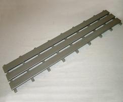 ASPEN 3 bar smooth drain cover used at Gunstones bakery