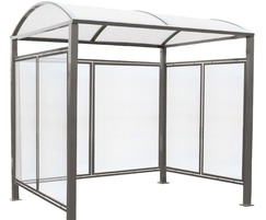 Standard Voute cycle shelter unit