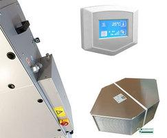Therm-X HRFL - heat recovery and ventilation unit