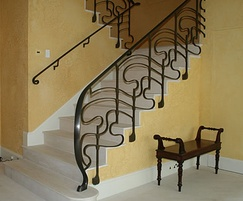 Chris Topp Ltd Contemporary steel balustrades