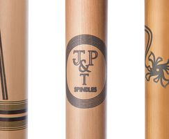 TOPP & CO: Precision-etched brass and steel spindles now available