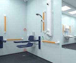 Horne Engineering: Care Shower design promotes independent thinking