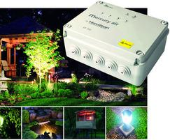 Hamilton Litestat: 4-channel wireless switching extends control outdoors