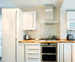 Contour consumer units used in council homes