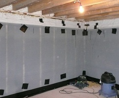 Newton PAC 500 System protecting from radon gas