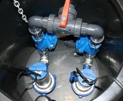 Newton Trojan TR13-TR49 pumping system