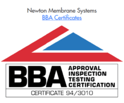 Newton Waterproofing: More third-party approvals for Newton Waterproofing