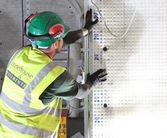 Experts in waterproofing installation