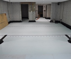 Waterproofing protects from unwanted water ingress