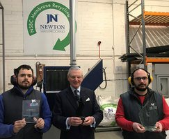 Newton Waterproofing: Six awards in two years for Membrane Recycling Service