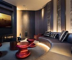 Luxury apartment, Lillie Square, London