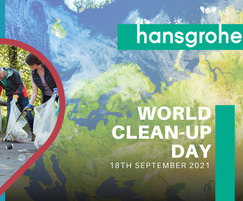 Newton Waterproofing: Join us on World Cleanup Day with BITA