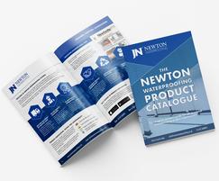 Newton Waterproofing: Newton's New Product Catalogue
