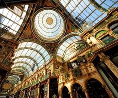 Leeds Victoria Quarter Shopping Centre - Traditional