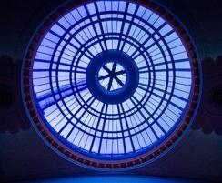 Patent glazing at Royal Exchange Theatre, Manchester