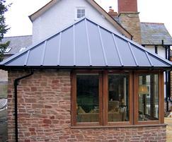 Rafterline patent glazing system, Domestic Property