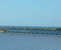 Skyline Box patent glazing - RAF Valley, Anglesey