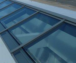 Skyline Box gives alternative to stalked glazing bars