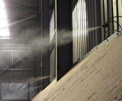 Atomister™ Airo for waste transfer facilities