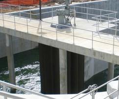 Landox Flow Inducer awaiting commissioning