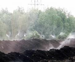 Bio stimulants speed up the composting process