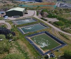 Renewi plc used Corgin spiral aerators for three sites