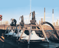 HyperDive® mixing/aeration system, WWTP, Netherlands