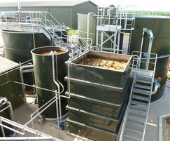 Membrane bioreactor at Branston Ltd, Lincoln
