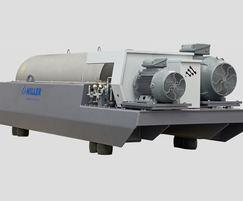 DecaPress DP664 decanter centrifuge