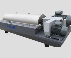 DP484 Hiller Decapress centrifuge