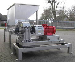 SMIMO grinders have up to 120m3 per hour capacity