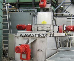 SMIDE shredders are often used in animal feed processes