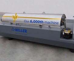 MSE Hiller: MSE Hiller manufactures its 6000th decanter centrifuge